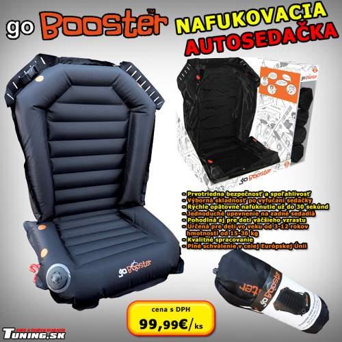 8fea90e9e4600 Nafukovací dětská autosedačka GoBooster | Autodoplňky.cz - TUNING ...