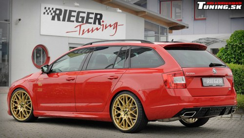 rieger - Škoda octavia iii | autodoplňky.cz - tuning racing shop