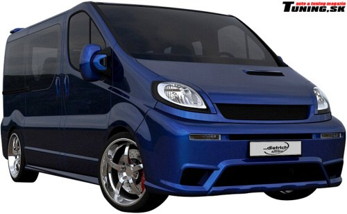 renault trafic tuning. Black Bedroom Furniture Sets. Home Design Ideas