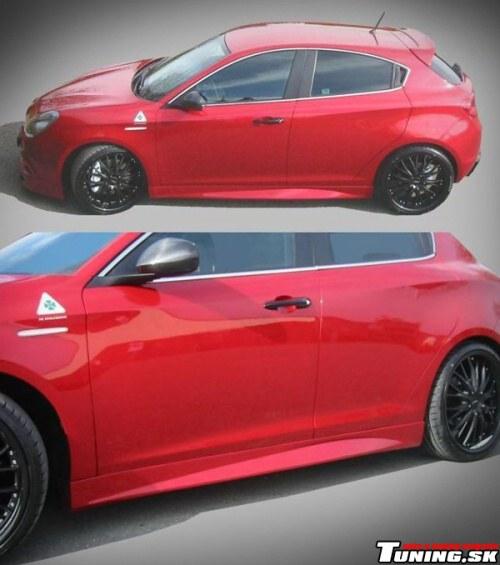 Alfa Romeo Giulietta Lester