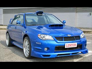 Lester Subaru Impreza WRX STI