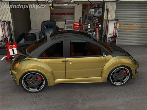 New Beetle 385 PS