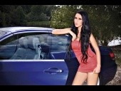 Tuning Girl Sabina
