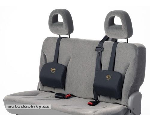 Anatomické opěrky sedadla  a082cd26f5