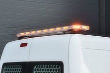 Profi LED rampy