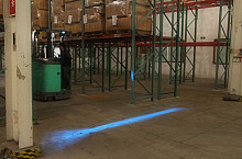 LED pro vysokozdvi�n� voz�ky