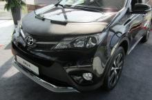 Potahy kapoty - NEW Toyota