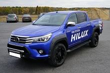 Lemy blatníků Toyota Hilux