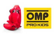 Dětské autosedačky OMP