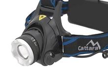 Čelovky LED Cattara