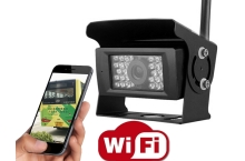 Bezdrátová Wi-Fi kamera