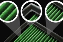 Green Filter novinky 2017