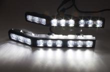 LED 18x3W rampa nad SPZ