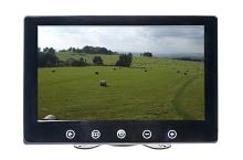 Levný LCD monitor