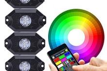 LED podsvětlení podvozku