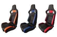 Nová sportovní sedadla