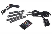 LED pásky na dálkové ovládání