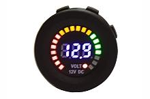 Digitální voltmetr 12V