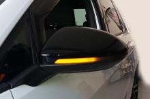 Boční LED blinkry do zrcátek