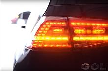 Dynamické blinkry VW Golf VII