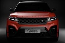 Caractere Range Rover Velar