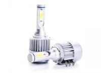 COB LED žárovky H15