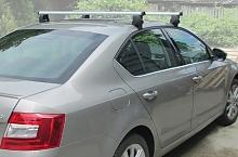 Nosiče Diheng pro vozy Škoda