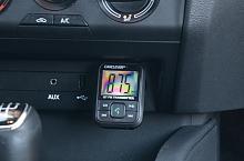 MP3/FM bezdrátový modulátor