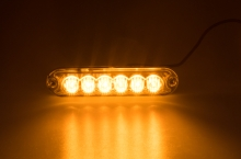 Přídavná výstražná LED světla