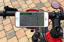 Držák mobilu - kolo, moto