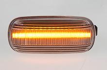 Boční LED dynamické blinkry