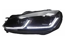 LED světlomety Golf VI a VII