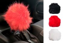 Potah řadící páky Fluffy Fur