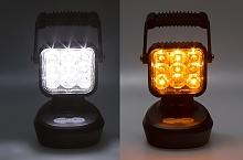 AKU pracovní LED světlo