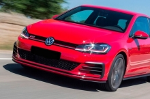 Golf VII Facelift Gti-Look