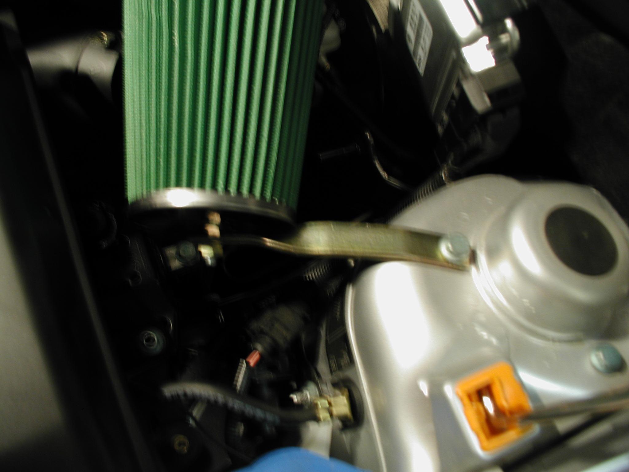 Kit přímého sání Green ŠKODA FABIA 1 d29f7ecfc5e
