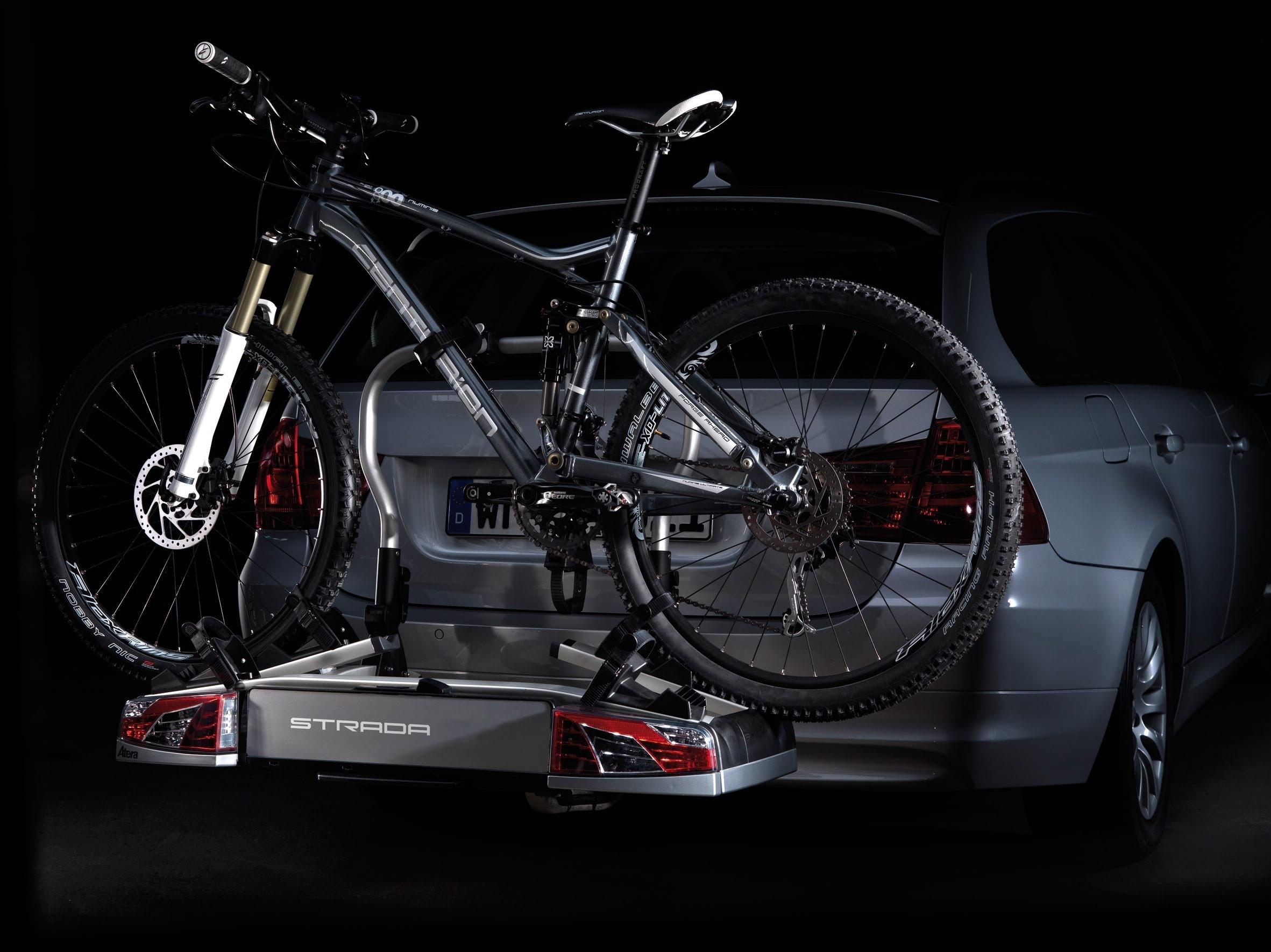 ATERA Strada VARIO 2 nosič pro 2 kola na tažné zařízení ...