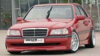Rieger tuning Spoiler pod přední nárazník Mercedes Třída C W202
