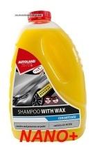 NANO+ autošampon s voskem - koncentrát 3L