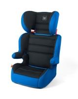 BabyAuto dětská autosedačka Cubox (skládací) černá/modrá 15-36kg