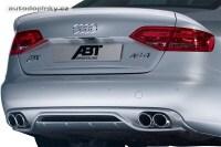 ABT Sportsline zadní spoiler křídlo Audi A4 typ 8K sedan