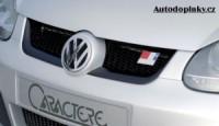 CARACTERE přední maska Sport s logem RS bez znaku VW VW Golf V