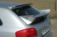 JE-DESIGN zadné krídlo DTM 3-dielne nastaviteľné Audi A3 8P 3dv. -- od roku výroby 2003- - JE8P30
