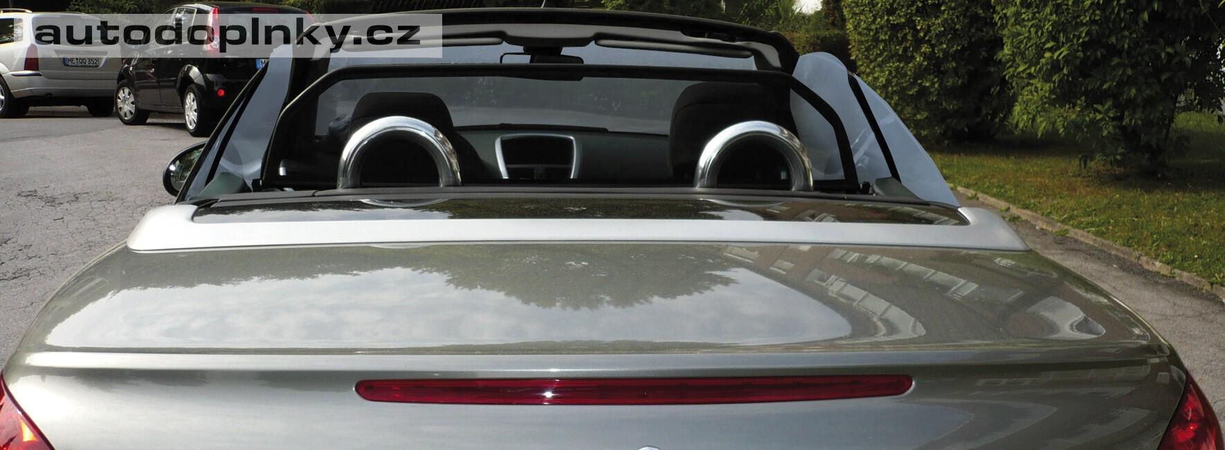 windschott cabrio clona proti v tru peugeot 207 cc sleva 5. Black Bedroom Furniture Sets. Home Design Ideas