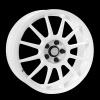zvětšit náhled - Litá kola DYNAMICS RACING model PRO RACE 1.2 velikost 7.0x17 palců -- barva bílá