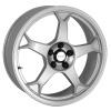 zvětšit náhled - Litá kola DYNAMICS RACING model PRO RACE 2 velikost 7.0x17 palců -- barva stříbrná
