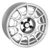 zvětšit náhled - Litá kola DYNAMICS RACING model PRO RALLY 1 velikost 6.0x15 palců -- barva stříbrná