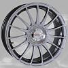 zvětšit náhled - Litá kola DYNAMICS RACING model Monza R velikost 7x16 palců -- barva stříbrná