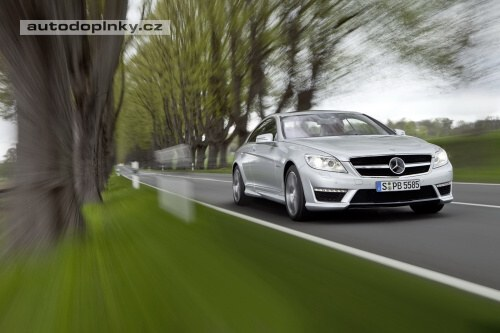 CL63 AMG po faceliftu