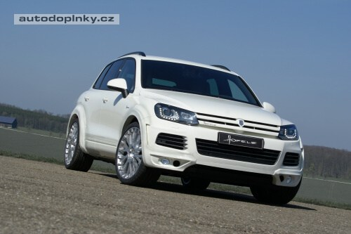 Touareg II Royal GT 470